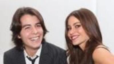 Manolo, el hijo de Sofía Vergara, presentará a su 'Toty' sin censura