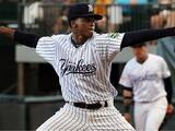 Alex Vizcaíno, el prospecto de Yankees que prefería el basquetbol