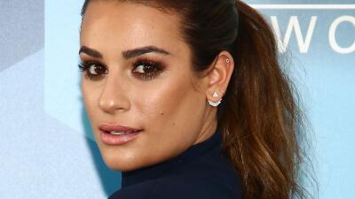 Lea Michele confirma su relación con Robert Buckley