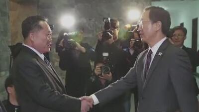 Las dos Coreas fijan fecha para reunión de sus mandatarios