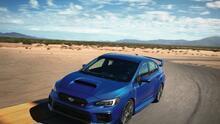 Imágenes del Subaru WRX STi 2020-2021