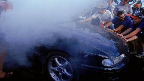 Contaminación vehicular causa envejecimiento prematuro
