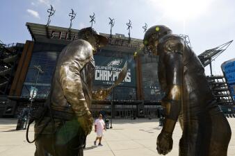 Philadelphia Eagles y un arranque con el recuerdo fresco de su gran gesta en la NFL