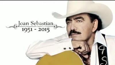 El Valle lamenta muerte de Joan Sebastian