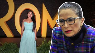 Patricia Reyes Spíndola explica por qué no cree que Yalitza Aparicio tiene vocación para ser actriz