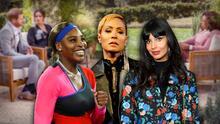 La reacción de Serena Williams, Jada Pinkett y otros famosos a la entrevista de Meghan y Harry