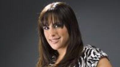 Angélica Vale, estrella de Univision