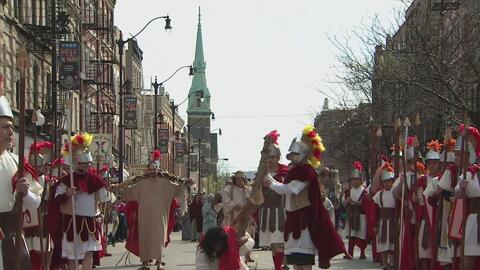 Comunidad de Pilsen se prepara para conmemorar el viacrucis del Viernes Santo