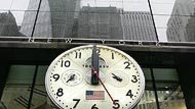 Estados Unidos adelanta los relojes y entra en el horario de verano
