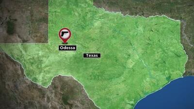 Reportan cinco muertos por un tirador en las calles de Midland y Odessa