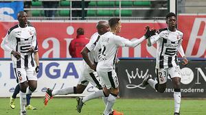 El Stade Rennais remontó y acabó goleando 4-2 al Troyes