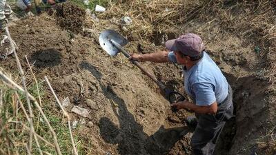Hallan 222 fosas clandestinas en México en los últimos seis meses