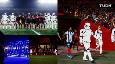 Star Wars se apodera de la identidad de Xolos en el Estadio Caliente
