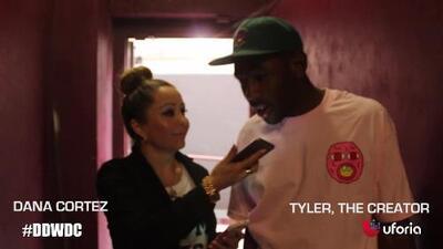 Dana Cortez talks with Tyler, The Creator