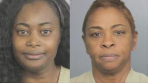 Arrestan a dos mujeres acusadas de explotar económicamente a una anciana en Ft. Lauderdale