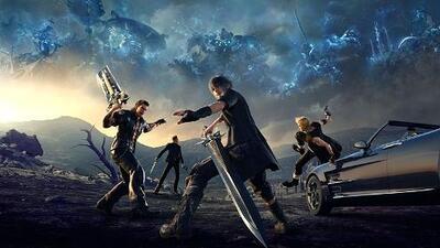 Final Fantasy XV hace burla de la administración de Donald Trump