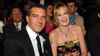 """Melanie Griffith habla de su matrimonio con Antonio Banderas: """"terminó porque me sentía atorada"""""""
