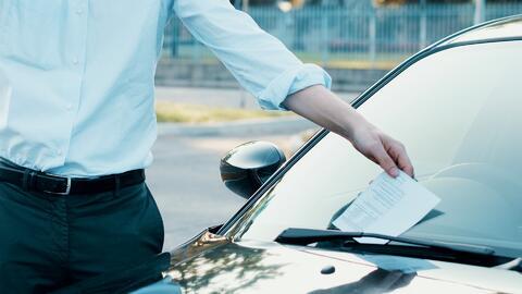 ¿Qué tener en cuenta a la hora de recibir una multa de tránsito?