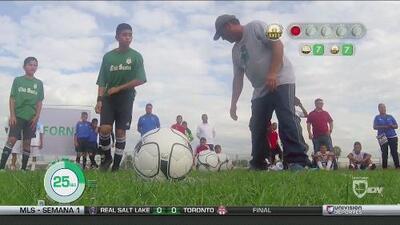Gol contra reloj: Desde California, Santos Durango se enfrenta a Lions United