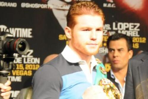 Saúl 'Canelo' Álvarez