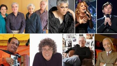 El Consorcio, Eugenia León, Ednita, Montaner y Piero serán homenajeados en Latin GRAMMY