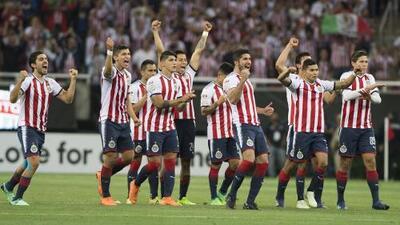 Chivas es el segundo equipo clasificado al Mundial de Clubes 2018