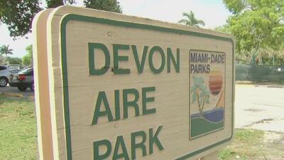Cierre del tramo infantil de un parque en Miami-Dade tiene molestos a varios padres de familia