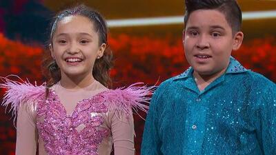 ¡Qué equipo tiene Mateo!, Flor y Yahir ofrecen una coreografía muy cercana al 10