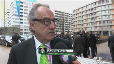 Decio de María: 'Hablamos con los candidatos y pedimos que haya transparencia'