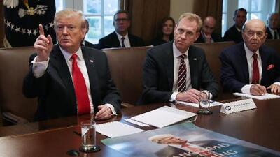 Trump dice que despidió a Mattis, aunque el general renunció como secretario de Defensa en protesta