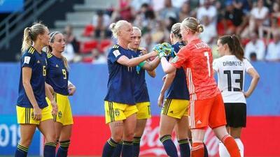 Así quedaron las Semifinales del Mundial Femenil 2019