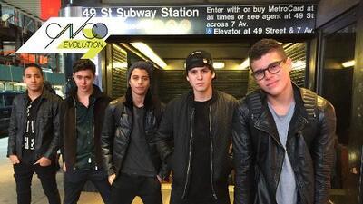 Capítulo 1 CNCO Evolution: Richard le dio a los chicos un VIP Tour por las calles de New York