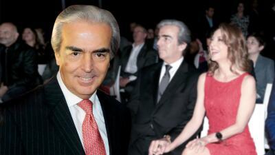 Lorenzo Lazo, el esposo de la fallecida Edith González, enfrenta una segunda viudez a causa del cáncer