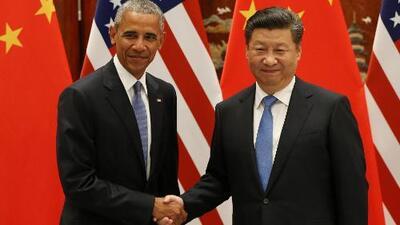 Estados Unidos y China ratifican el acuerdo de París sobre el cambio climático