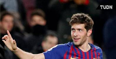 Barça recupera a otro crack: Sergi Roberto vuelve a entrenarse