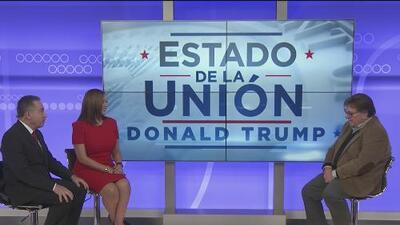 ¿Qué se puede esperar de Trump durante su discurso sobre el Estado de la Unión?