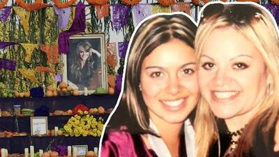 Chiquis presume la espectacular ofrenda en honor a su madre Jenni Rivera por el Día de Muertos
