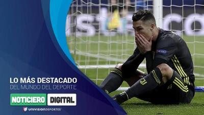 Noticiero Digital: CR7 y la Juve, cerca del adiós; ¿Volverá el Tri a la Copa América?