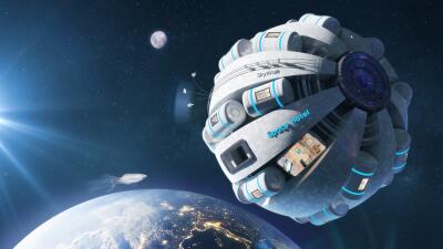 Hoteles espaciales, órganos artificiales y taxis voladores: el mundo dentro de 50 años visto por futuristas (fotos)