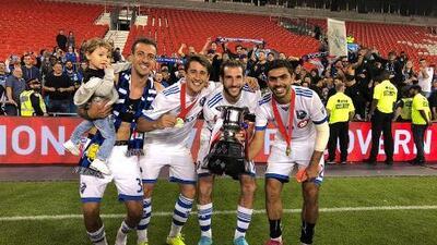 Montreal Impact vuelve a la Liga de Campeones de la mano de Wilmer 'Rey de Copas' Cabrera