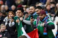 """Soccer Football - Premier League - West Ham United v Huddersfield Town - London Stadium, London, Britain - March 16, 2019 General view of fans inside the stadium before the match Action Images via Reuters/Tony O'Brien EDITORIAL USE ONLY. No use with unauthorized audio, video, data, fixture lists, club/league logos or """"live"""" services. Online in-match use limited to 75 images, no video emulation. No use in betting, games or single club/league/player publications. Please contact your account representative for further details."""