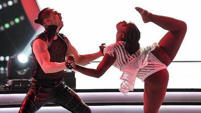 Emociones a flor de piel: Amara 'La Negra' arrastró al jurado al borde de las lágrimas con este baile