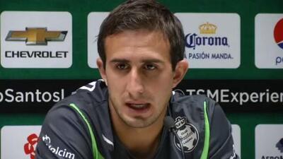 Carlos Izquierdoz le da crédito a la labor de Agustín Marchesín