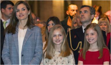 Ya sabemos la razón de Letizia para ser tan estricta con sus hijas (y ahora está sufriendo)