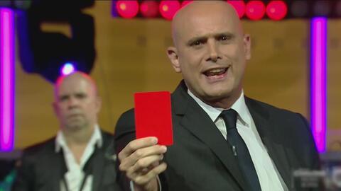 Las tarjetas del Conde K: Tarjeta roja para 'Chicharito' que brilló por su ausencia