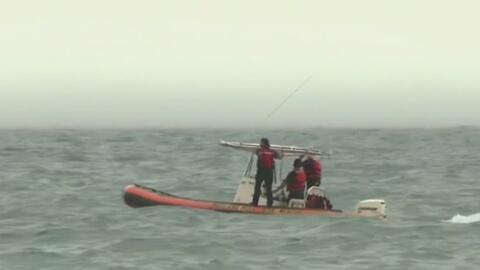 Suspenden la búsqueda de un estudiante que cayó a las aguas del Lago Míchigan