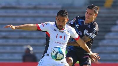 Lobos BUAP 1-1 Pachuca: revive los goles del partido