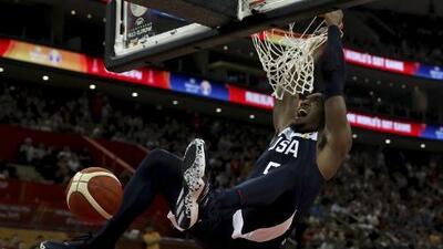 EEUU debuta con triunfo en el Mundial de basquetbol