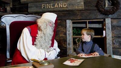 Las emotivas historias que cuentan las cartas de los niños a Santa Claus