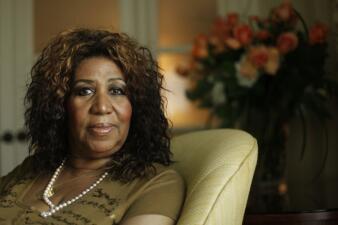 """El legado de Aretha Franklin en imágenes: """"Es difícil concebir un mundo sin ella"""""""